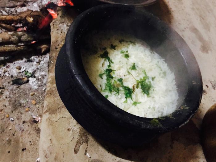 rice pot - 1